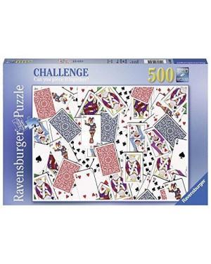RAVENSBURGER 14800 puzzle 500 52 carte