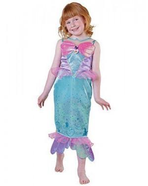 RUBIES 886816 costume sirenetta 7/8 ariel disney royale