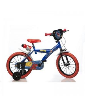 DINOBIKES 163GSP bicicletta 16 spiderman