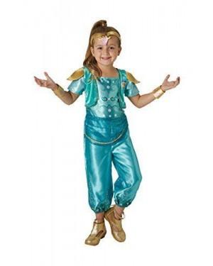 RUBIES  costume principessa shimmer shine 3/4