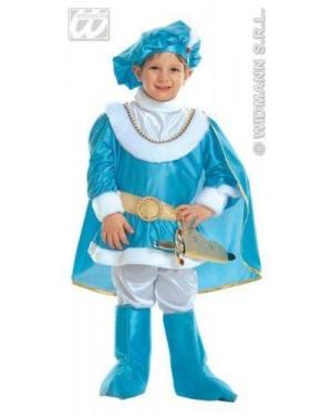 Costume Principe Azzurro 3/4 4/5 Anni
