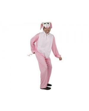 Costume Da Maialino, Adulto T-2