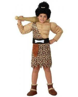 ATOSA 15861 costume cavernicola muscolosa t-1 primitiva