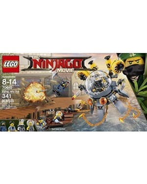 LEGO 70610.0 lego ninjago conf_mdp scale wlm ow