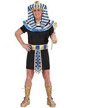 Costume Faraone S Tunica,Collare,Cintura 2Ass