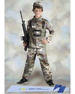 Costume Desert Force 6-8
