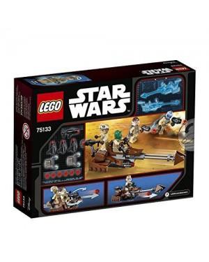 LEGO 75133 lego star wars battle pack ribelli