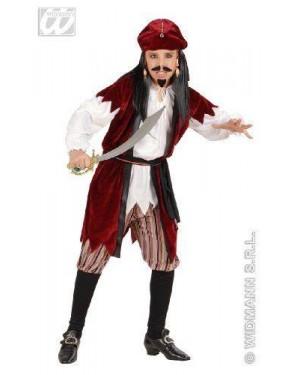 WIDMANN 57416 costume pirata dei caraibi 5/7 cm 128