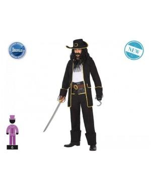 ATOSA 54615 costume pirata t-2