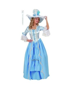 Costume Donna Corte Reale Inglese M