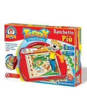 CLEMENTONI 12359 teddy penna parlante banchetto piu'