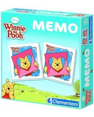 CLEMENTONI 12820 SAPIENTINO MEMORY GAMES POOH