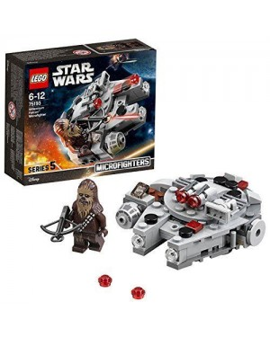 LEGO 75193 lego star wars microfighter millennium falcon#