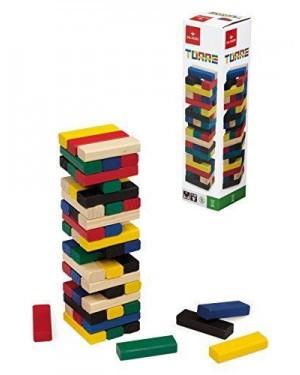 DAL NEGRO 053558 dal negro torre colorata jenga