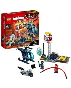 LEGO 10759 lego juniors incredibles elastigirl tetto