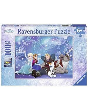 RAVENSBURGER 10911 puzzle 100 xxl frozen incanto del ghiaccio