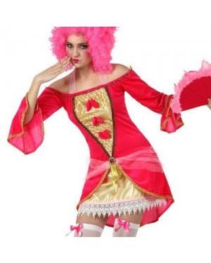 Costume Cortigiana Sexy T-3
