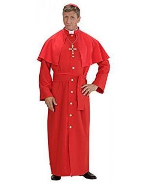 WIDMANN 5704M costume cardinale xl rosso lusso