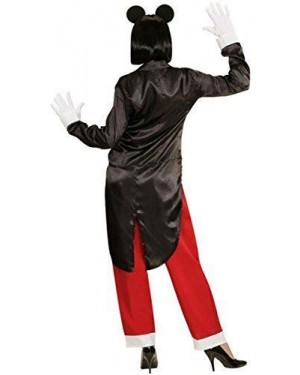 WIDMANN 05891 costume topina s minnie frac con gilet e farfallin