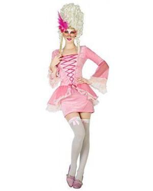 ATOSA 38646.0 costume cortigiana rosa xs-s