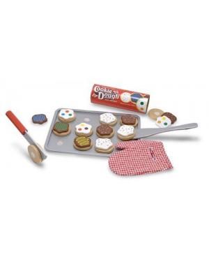 MELISSA E DOUG 14074 set di biscotti in legno
