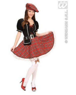 WIDMANN 77342 costume scozzese m donna
