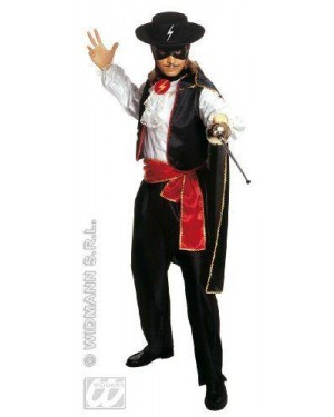 WIDMANN 3571B costume zorro caballero m