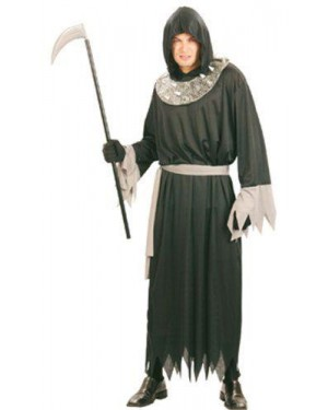 Costume Tunica Grim Reaper M