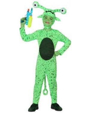 Costume Alieno Bambino T-3