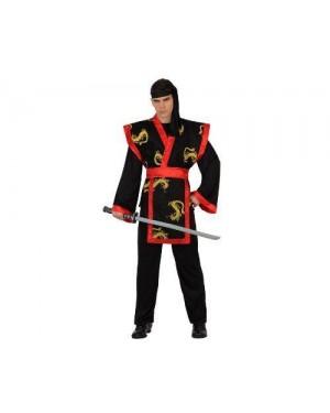 Costume Samurai Tg 3 L Uomo