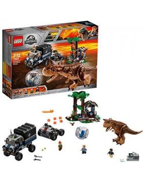 LEGO 75929 lego jurassic world fuga sulla girosfera