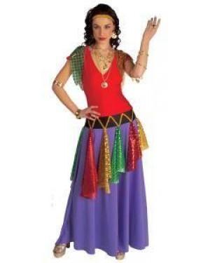 Costume Zingara Gipsy Queen M