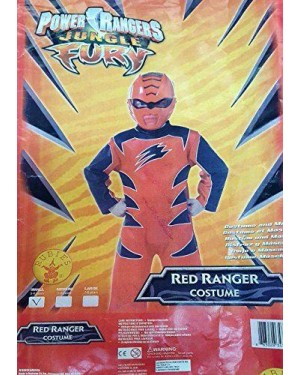 RUBIES 883476 costume power ranger 5/6 jungle fury