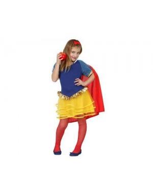 ATOSA 23706.0 costume principessa delle fiabe, bambina t. 3