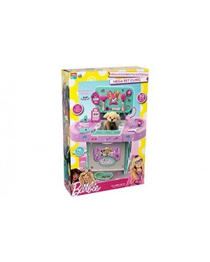 GIOCHERIA GCH2181 giocheria playset clinica cuccioli barbie