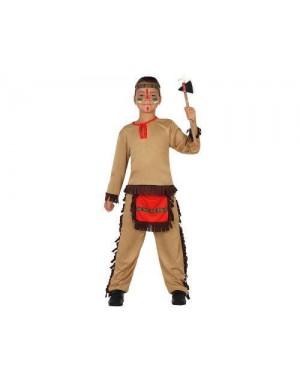 ATOSA 23782.0 costume indiano, bambino t. 2