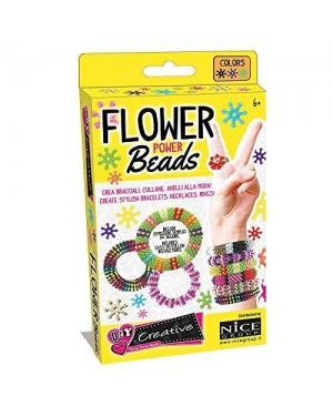 NICE GROUP 46004 flower beads multicolor pocket