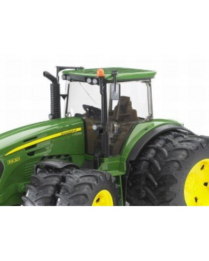 BRUDER 03052 bruder agric john deere trattore 7930 +ruote