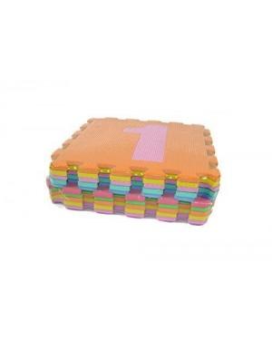 DUE ESSE FR000269B dueesse tappeto puzzle 10 numeri 30x30x0.8