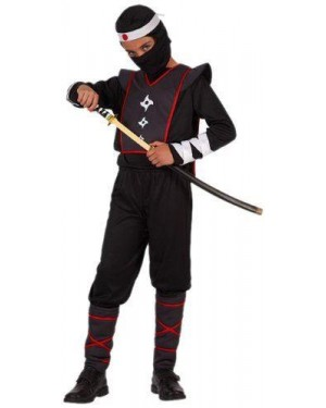 Costume Da Ninja Bambino T-2