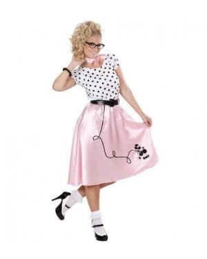Costume Anni 50S Poodle Girl M