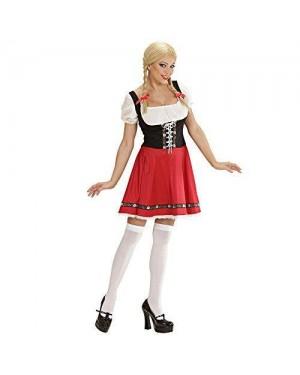 WIDMANN 56779 costume heidi donna xs