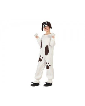 Costume Cagnolino Orecchie Lunghe T-2