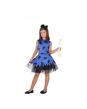 ATOSA 56847 costume flinstones betty 7-9 primitivo