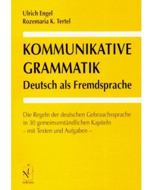 DEUTSCH ALS FREMDSPR  kommunikative 1 grammatik.  univ.