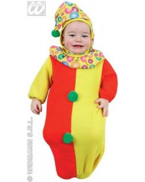 Costume Clown Neonato