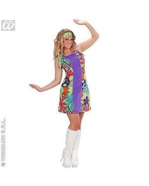 Costume Go-Go Hippie Girl S