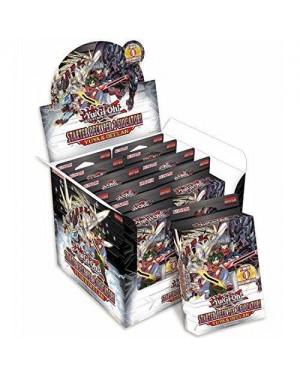 KONAMI CAR1198 yu-gi-oh starter deck yuya & declan 2 giocatori