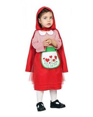 ATOSA 24411.0 costume cappucetto 6-12 mesi