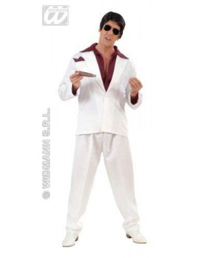 Costume Tony Elvis L Gangster